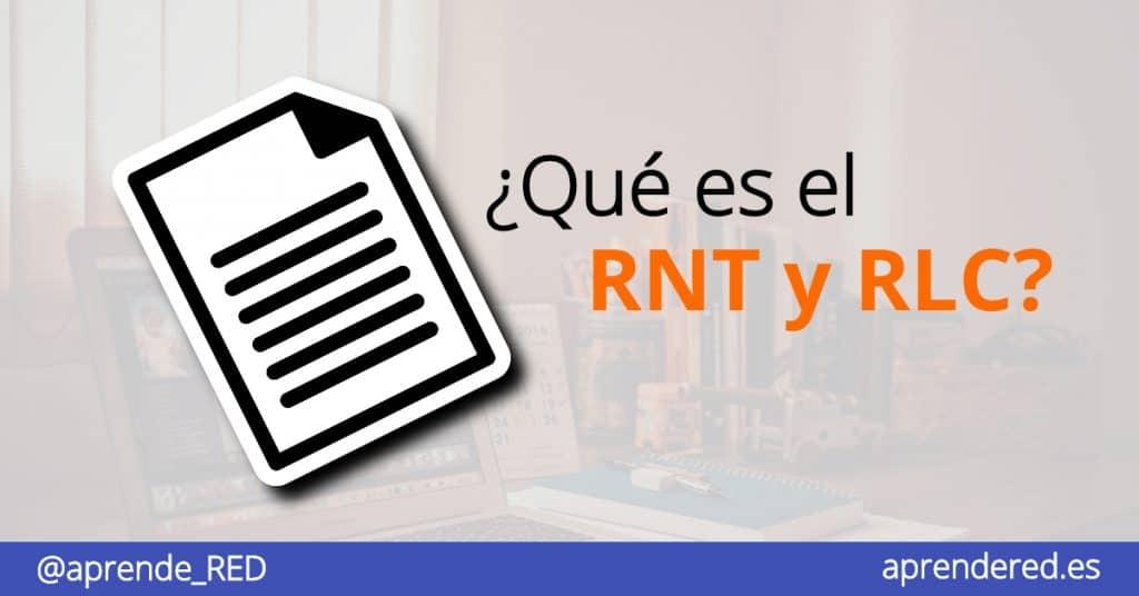 RLC RNT